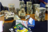 Zimbabwe Republic Police in US$4 million cash, 98kg gold haul
