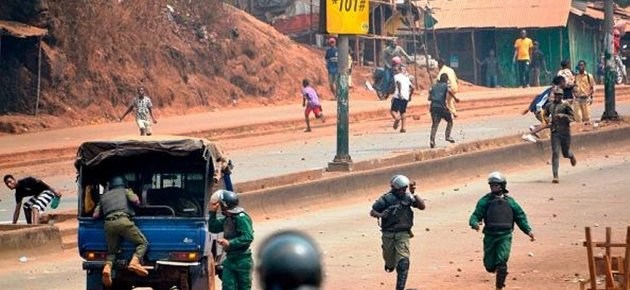 Deaths, Criminality in Post-Election Violence, Says HRW