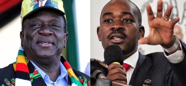 """Zanu-Pf fearing an electoral loss, seeks a """"pre-election understanding"""" from Chamisa"""