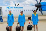 Air Tanzania Company Limited Resumes Flight to Entebbe, Bujumbura