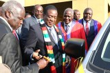 President Mnangagwa lines up Thank You rallies