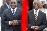 Kabila's Government Rejects Thabo Mbeki As Special Envoy to DRC