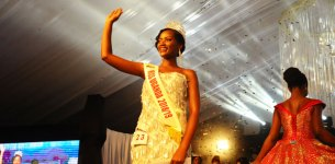 22-Year-Old Quinn Abenakyo Crowned Miss Uganda