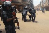 Teargas, Live Bullets Rock Kampala Streets