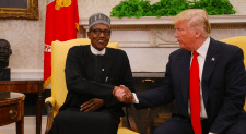 """""""I Never Want To Meet Someone So Lifeless Again"""" – Trump told White House Aides after Meeting With Buhari"""