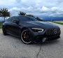Mercedes-AMG GT 4-Door Coupé 63S gets bewildering stealth fighter styling