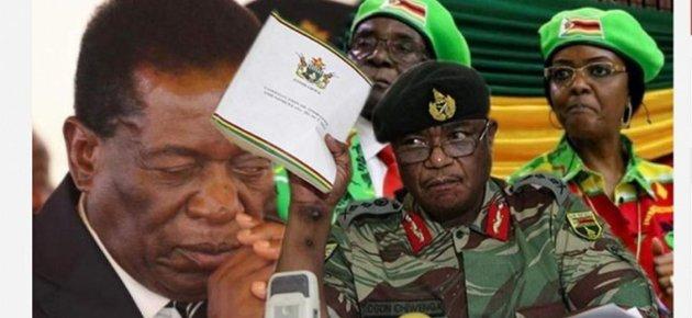 Jonathan Moyo warns ED Mnangagwa to watchout for another military coup