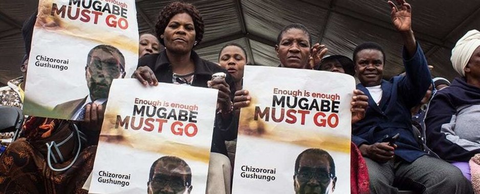 After Mugabe, ED Mnangagwa's New Dispensation Still Enforces A Law Against Insulting The President