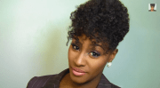 easy summer twa natural hair high