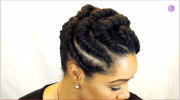fun and elegan flat twist protective