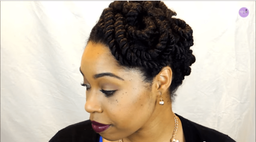 Natural Black Twist Hairstyles 2014 New Style For 2016 2017 Cute