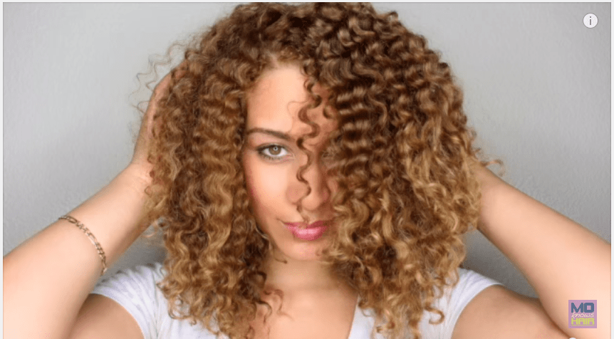 Lottabody Styling Natural Hair Color Treated Products Review
