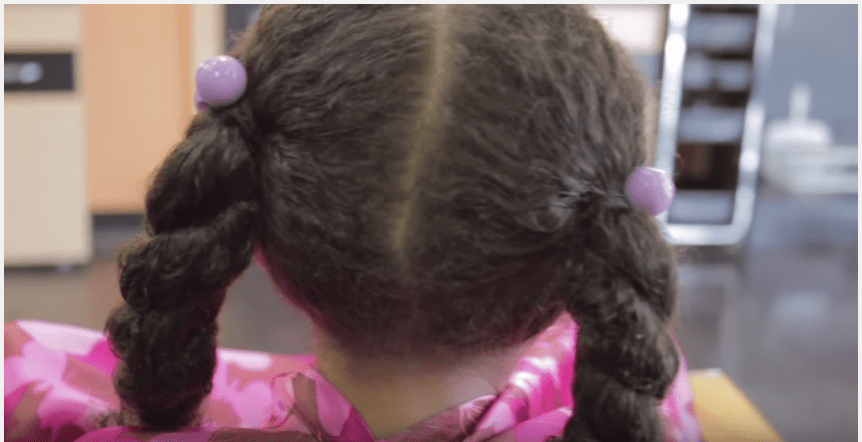 Easy Natural Curly Hairstyles For Girls That Any Dad Can Do Video