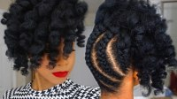 Think Pineapple Updos Take Too Long? This Braided ...