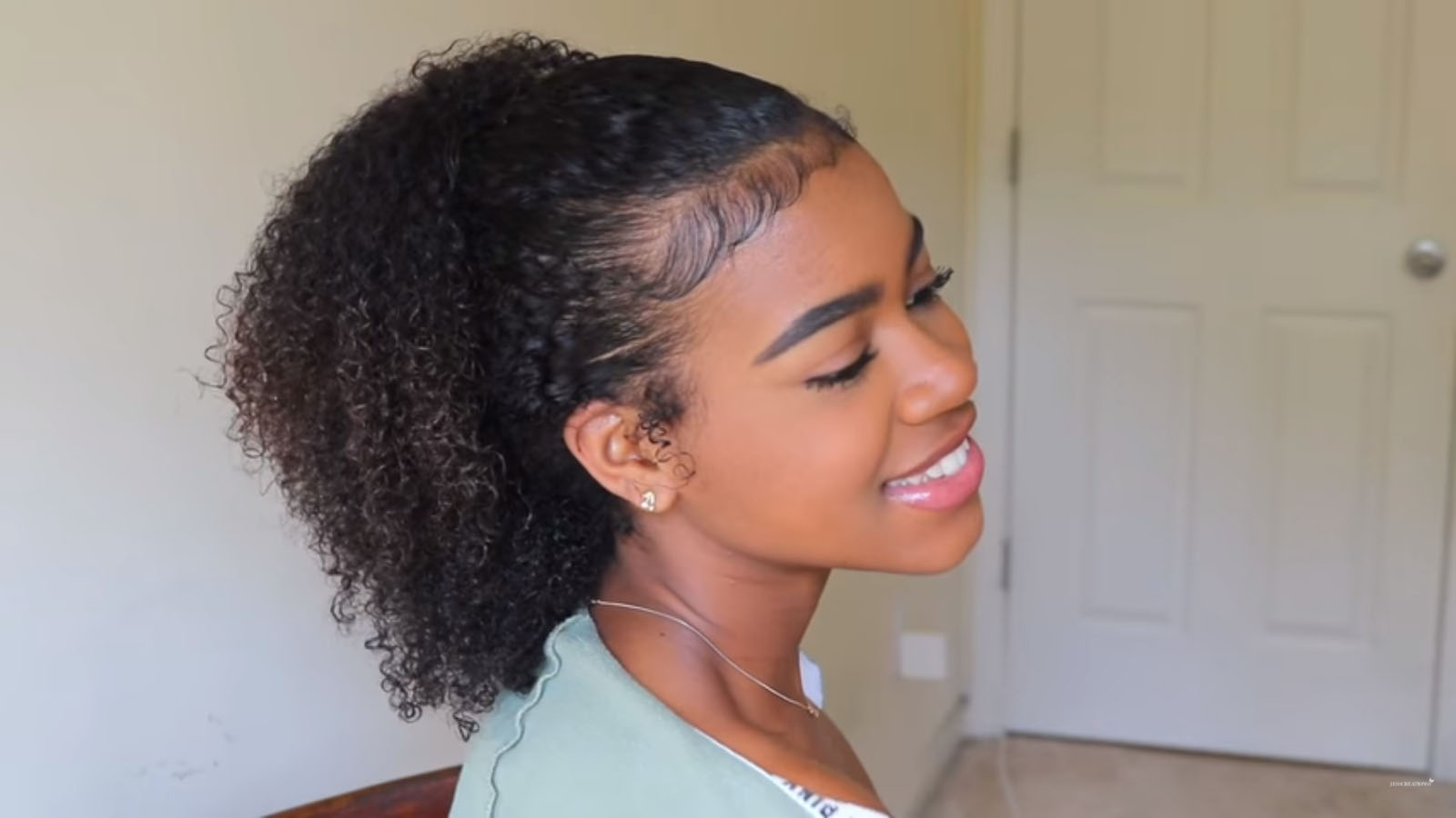 3 On The Go Natural Hair Ponytails Ideas For Lazy Days Special