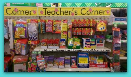 Dollar Tree Teacher Supplies