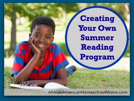 Your Own Summer Reading Program