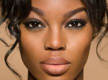 African American Eye Color | eye makeup for african ...