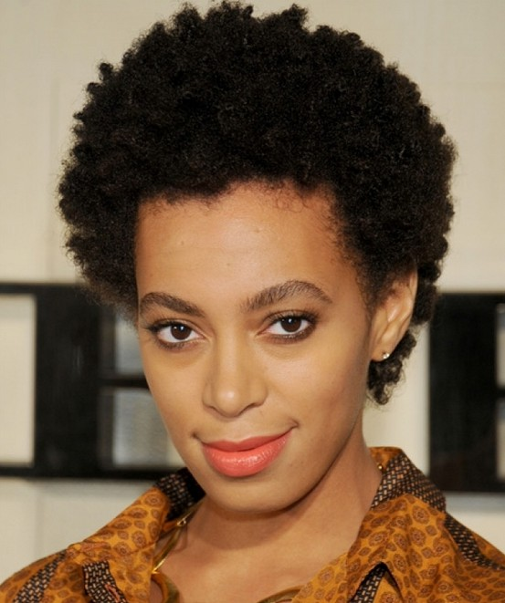 Short Natural Hairstyles For Black Women 2020 Are