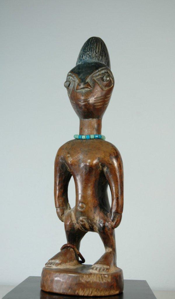 African Yoruba Art and Sculptures