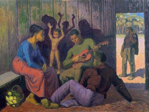Negro Spritual, 1959