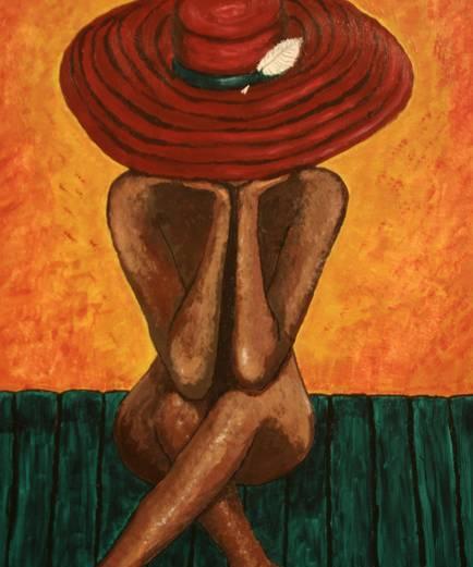 My Splendid Red Hat