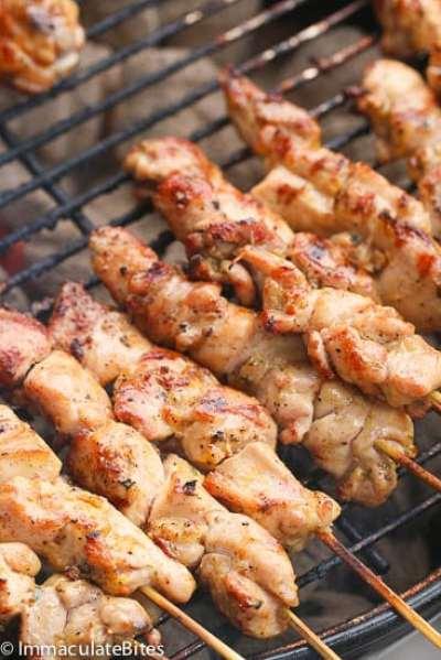 How To Grill Peri Peri Chicken