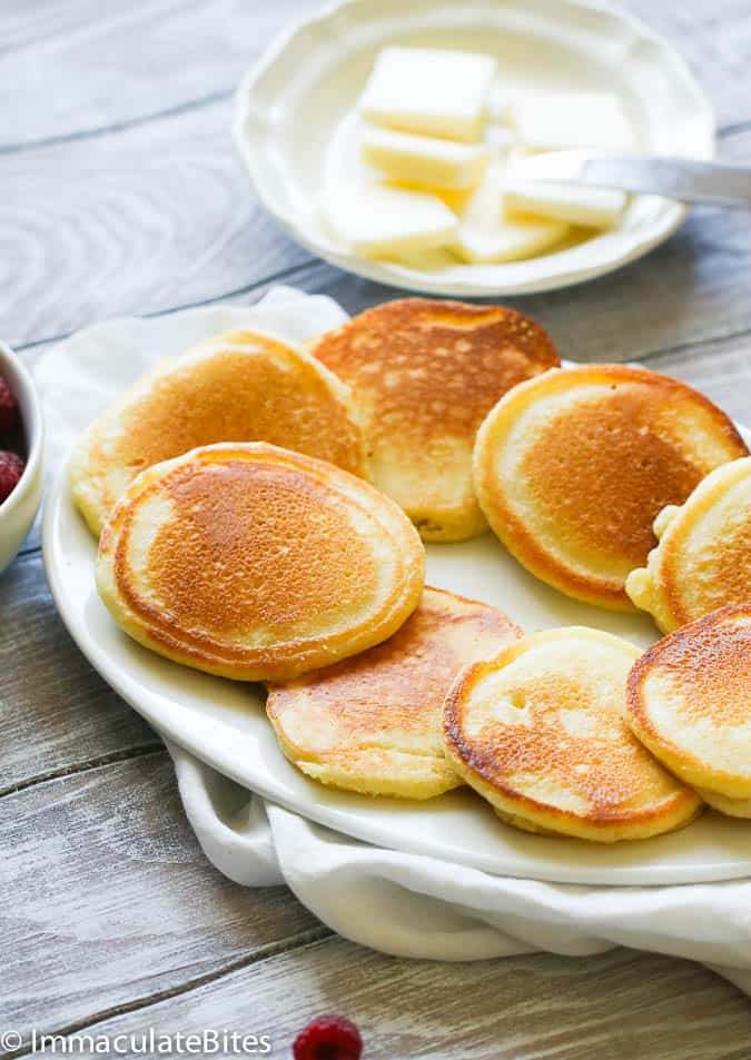 Southern Johnny Cakes