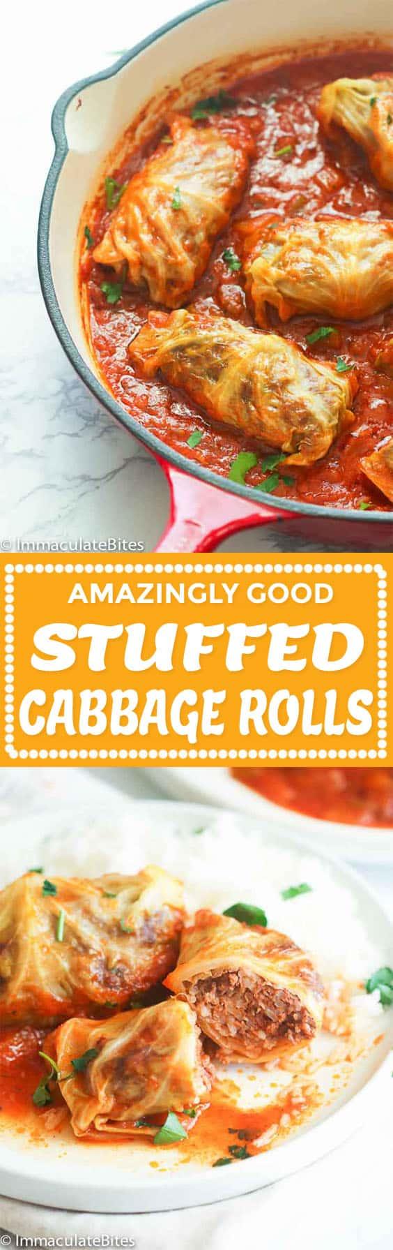 Struffed Cabbage Rolls