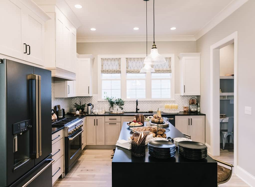 Cafe Appliances Kitchen Design