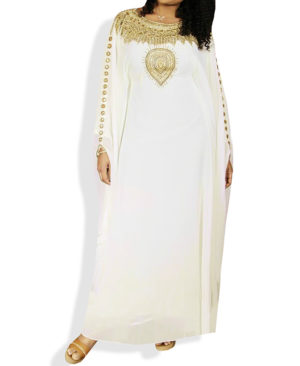 African Boutique Women's Islamic Kaftan