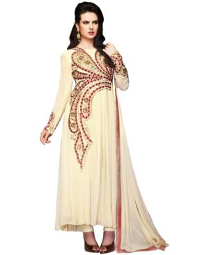 Trendy African Boutique Georgette Anarkali