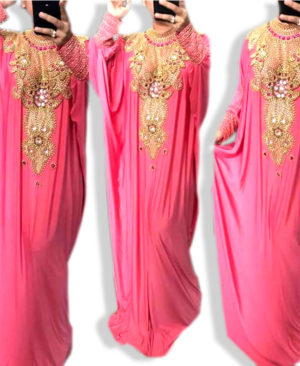 Super Beautiful Stylish Spandex Kaftan