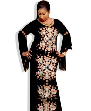 Stylish New Kaftan Abaya Muslm Women