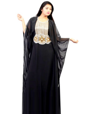 Islamic Fancy African Dresses Kaftan Designer