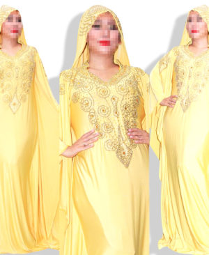 New Designer Kaftan fashion dress