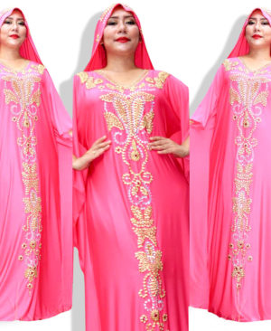 New ladies abaya kaftan fashion dress