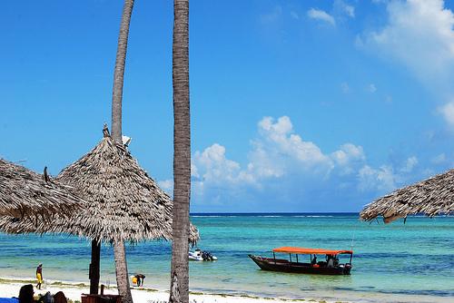 Zanzibar Beach image