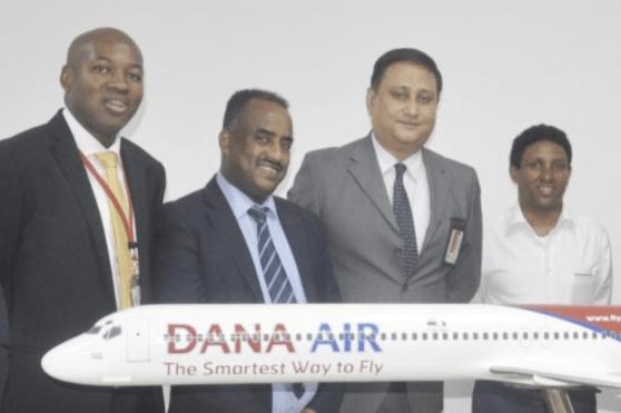 Image result for Dana Air FG