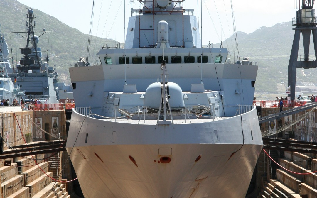 Why is South Africa Fighting Pirates in Mozambique?