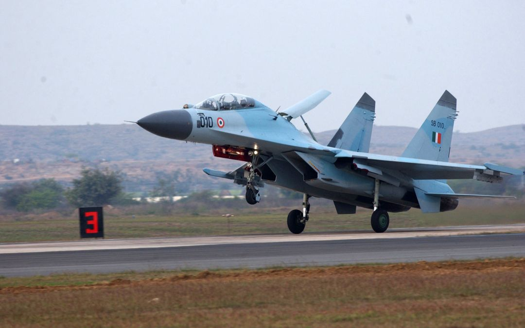 Indian Air Force Su-30K