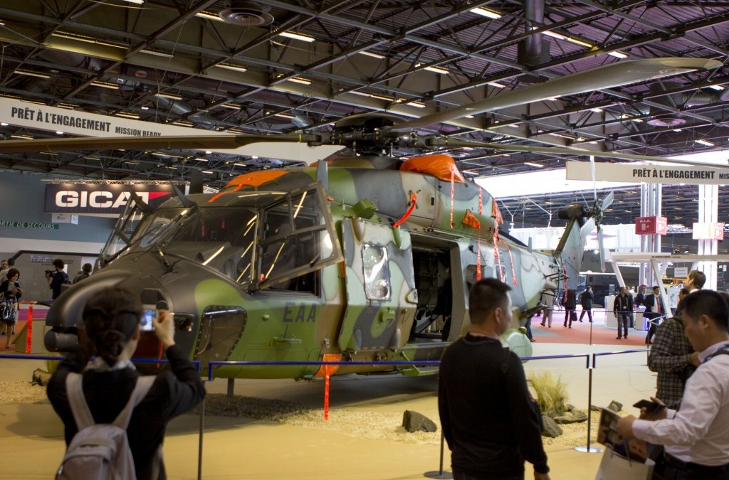 Eurosatory Day 2: In the exhibition halls