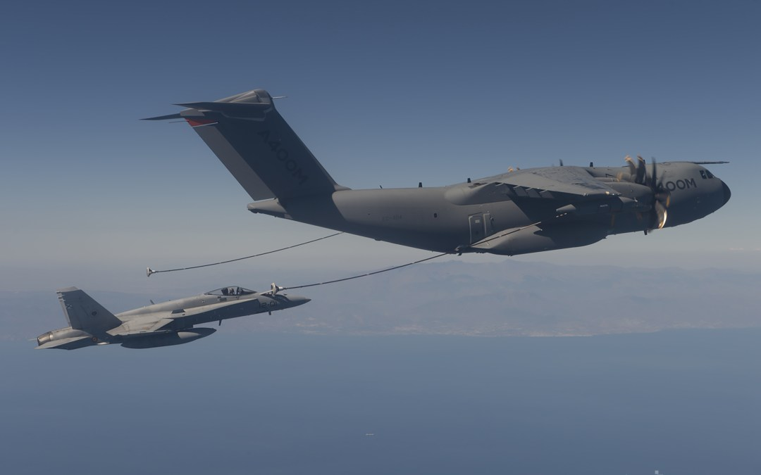 Airbus A400M successfully demonstrates tanker capability