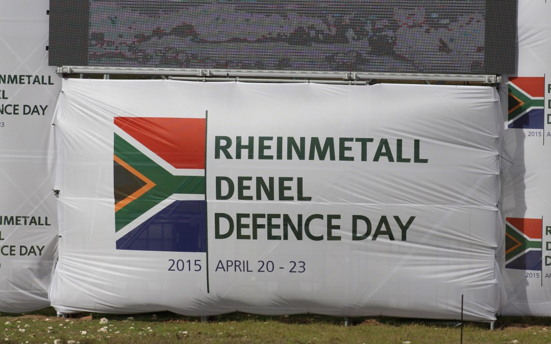 Rheinmetall Denel Defence Day in Pictures Part 1