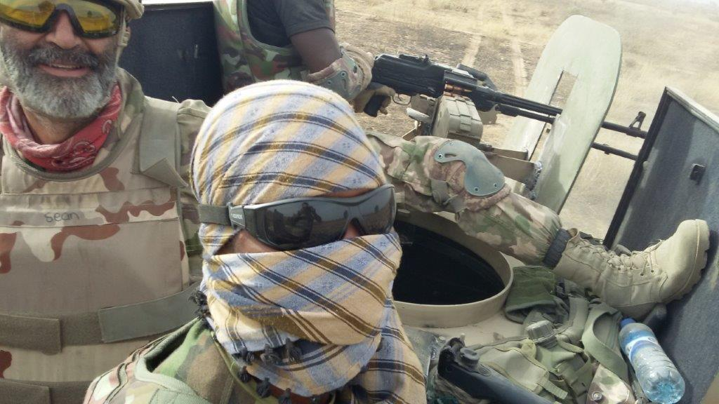 The Case for Private Contractors in Northern Nigeria
