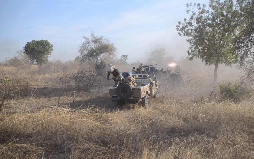 Fighting Season Sees Major Battles in Sudan