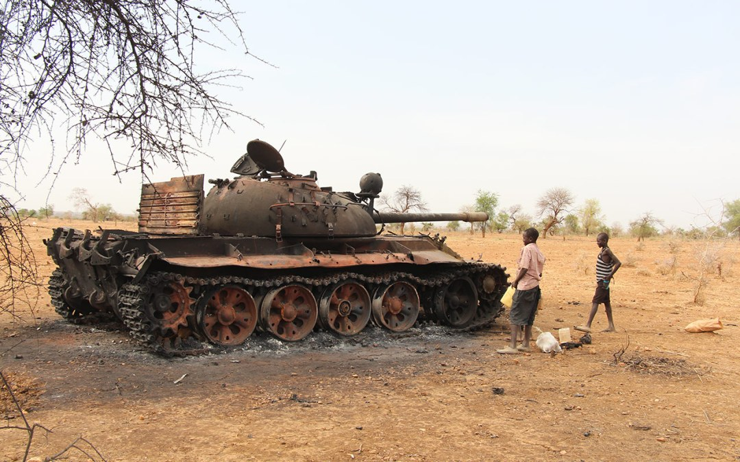 Nuba Conflict Intensifying as Fighting Season Ends