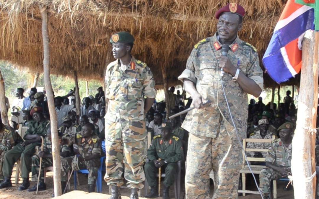 Sudan Breaches Ceasefire in Nuba Mountains