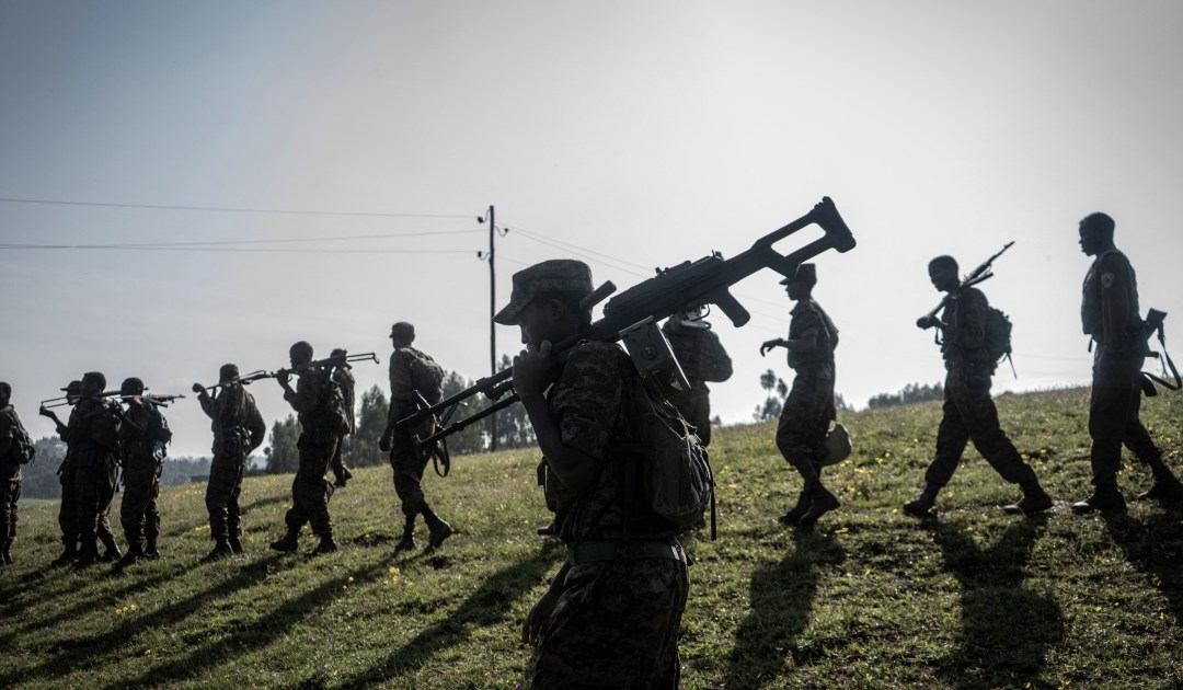 Ethiopia army launches major attack on Tigray: Rebels | Conflict News | Al Jazeera