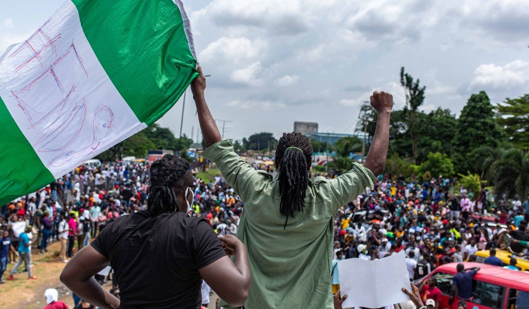One year after #EndSARS protests, has Nigerian police changed? | News | Al Jazeera